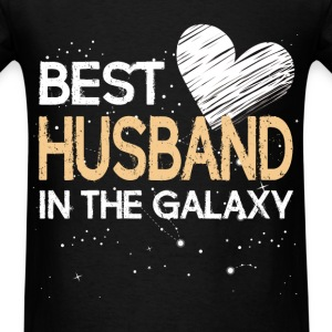 Best Husband in the galaxy - Men's T-Shirt