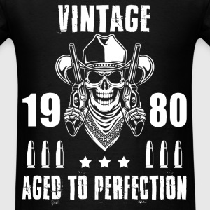Vintage 1980 Aged to perfection - Men's T-Shirt