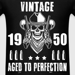 Vintage 1950 Aged to perfection - Men's T-Shirt