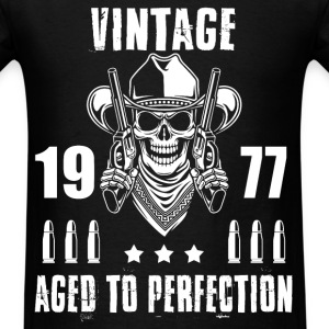 Vintage 1977 Aged to perfection - Men's T-Shirt