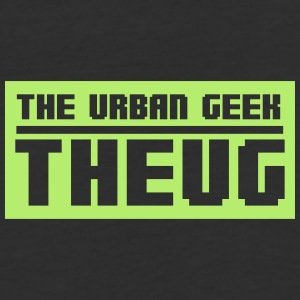 Theug - The Urban Geek T-Shirts - Baseball T-Shirt