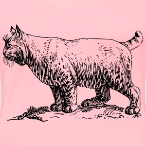 Bobcat - Women's Premium T-Shirt
