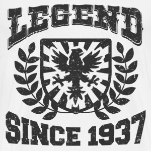LEGENDS 37 898934.png T-Shirts - Men's Premium T-Shirt
