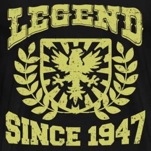 LEGENDS  47 281928912.png T-Shirts - Men's Premium T-Shirt