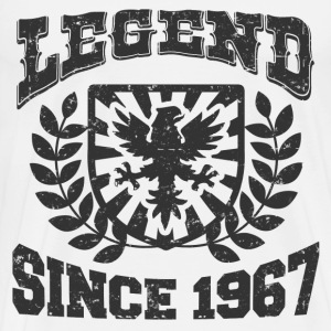 LEGENDS  67 JSAKJDKAD.png T-Shirts - Men's Premium T-Shirt