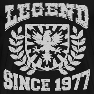 LEGENDS 77 HJHJ.png T-Shirts - Men's Premium T-Shirt
