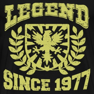LEGENDS  77 HJHASD.png T-Shirts - Men's Premium T-Shirt