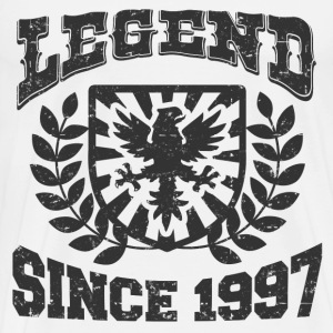 LEGENDS 97 SHDJHJASD.png T-Shirts - Men's Premium T-Shirt