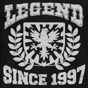 LEGENDS  97 HJHFJFA.png T-Shirts - Men's Premium T-Shirt