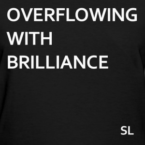 Black Brilliance T-shirt T-Shirts - Women's T-Shirt