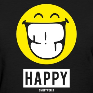 SmileyWorld Happy - Women's T-Shirt