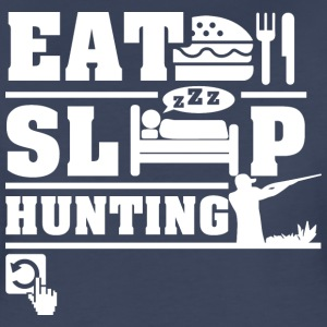 Eat Sleep Hunting T-Shirts - Women's Premium T-Shirt