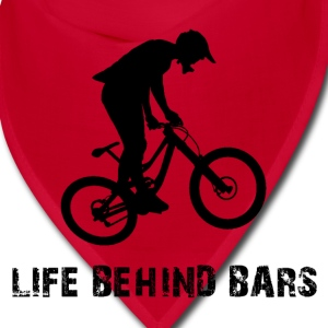 life behind bars Caps - Bandana