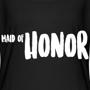 maid of HONOR T-Shirts - Women's Flowy T-Shirt