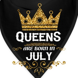 queens are born in july Caps - Bandana
