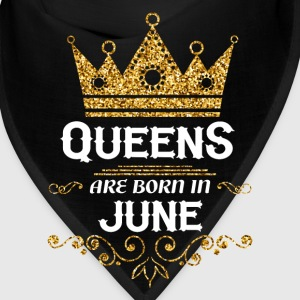 queens are born in june Caps - Bandana