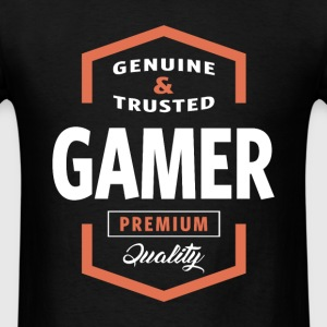 Gamer Logo T-shirt - Men's T-Shirt