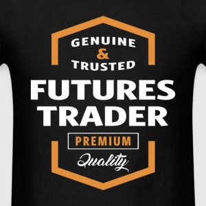 Futures Trader Logo T-shirt - Men's T-Shirt