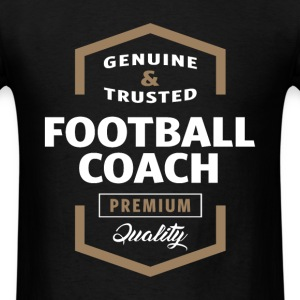 Football Coach Logo T-shirt - Men's T-Shirt