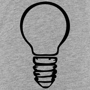 Light bulb Baby & Toddler Shirts - Toddler Premium T-Shirt