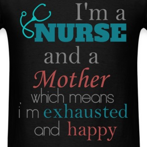 Nurse case manager - Nurse case manager - Men's T-Shirt