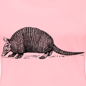 armadillo - Women's Premium T-Shirt