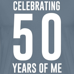 Celebrating 50 years of me T-Shirts - Men's Premium T-Shirt