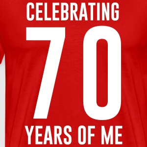 Celebrating 70 years of me T-Shirts - Men's Premium T-Shirt