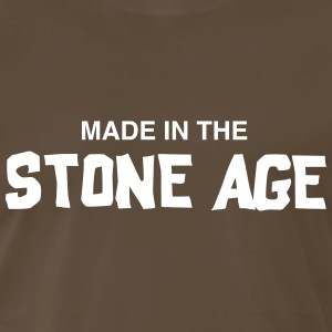 Made in the stone age T-Shirts - Men's Premium T-Shirt
