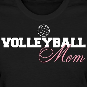 Volleyball Mom shirt - Women's T-Shirt