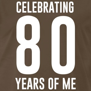 Celebrating 80 years of me T-Shirts - Men's Premium T-Shirt