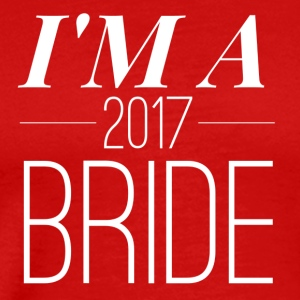 2017 Bride - Men's Premium T-Shirt