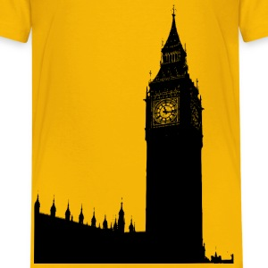 Big Ben, houses of parliament - Kids' Premium T-Shirt