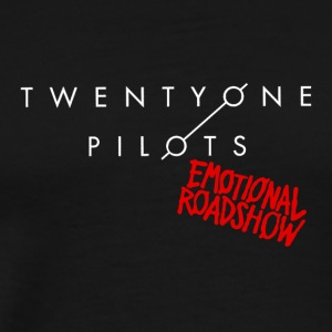 twenty one pilots emotional roadshow - Men's Premium T-Shirt