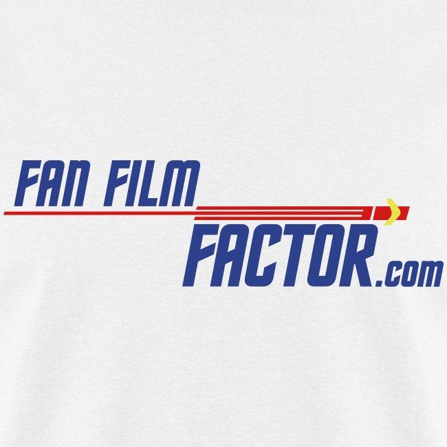 Fan Film Factor T-shirt - BLACK