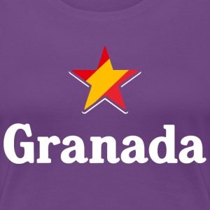 Stars of Spain - Granada T-Shirts - Women's Premium T-Shirt