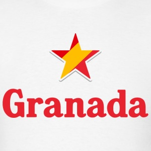 Stars of Spain - Granada T-Shirts - Men's T-Shirt