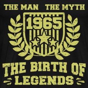 BIRTH 1965 11.png T-Shirts - Men's Premium T-Shirt
