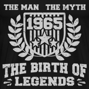 BIRTH 1965 22.png T-Shirts - Men's Premium T-Shirt