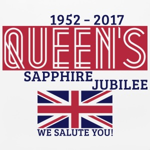 Queen's Sapphire Jubilee Other - Mouse pad Horizontal