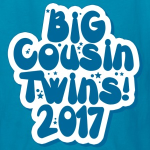 Big Cousin Of Twins 2017 Kids' Shirts - Kids' T-Shirt