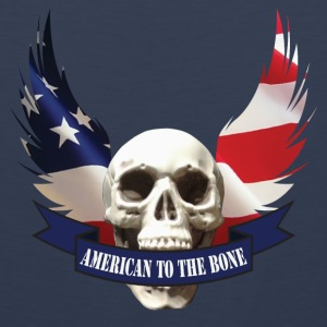 American to the Bone-01 Sportswear - Men's Premium Tank