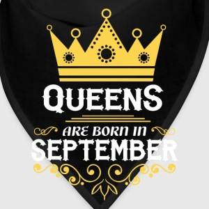 queens are born in september Caps - Bandana