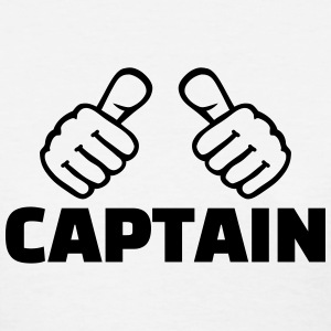 Captain T-Shirts - Women's T-Shirt