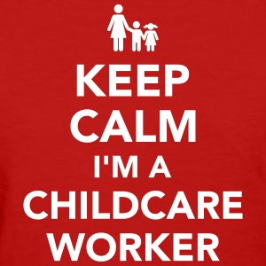 Childcare worker T-Shirts - Women's T-Shirt