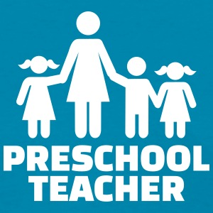 Preschool teacher T-Shirts - Women's T-Shirt