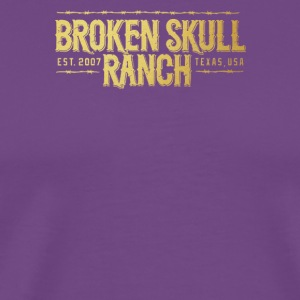 Broken Skull Ranch - Men's Premium T-Shirt