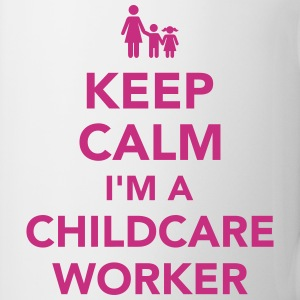 Childcare worker Mugs & Drinkware - Coffee/Tea Mug