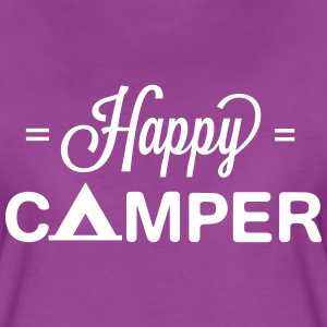 Cute Happy Camper T-Shirts - Women's Premium T-Shirt