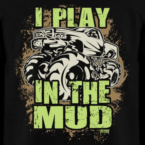 Mega Truck Mud Play